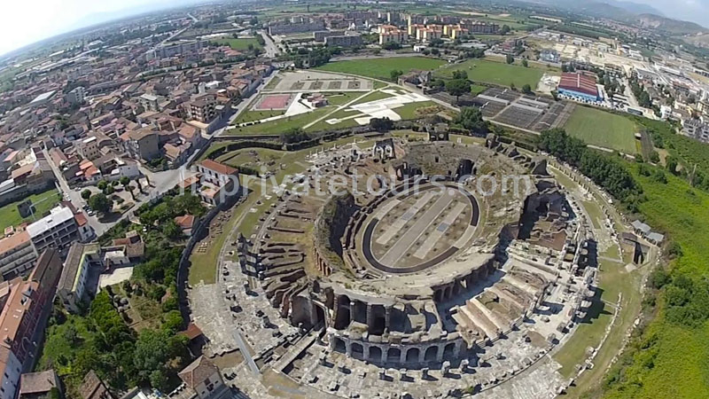 Colosseum of Campania